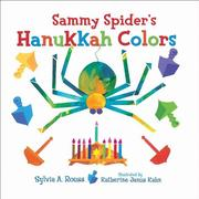 Sammy Spider's Hanukkah Colors