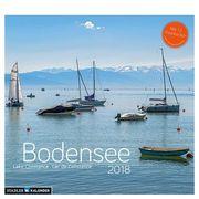 Bodensee 2018 Postkarten-Tischkalender