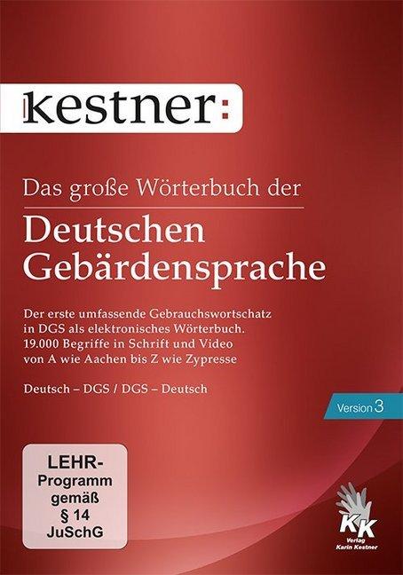 Das große Wörterbuch der Deutschen Gebärdenspra...