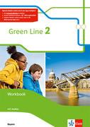 Green Line. Workbook mit Audio-CDs 6. Schuljahr. Ausgabe Bayern ab 2017