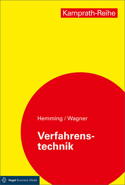 Verfahrenstechnik als Buch von Werner Hemming, ...
