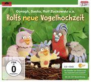 Rolfs Neue Vogelhochzeit. CD + DVD