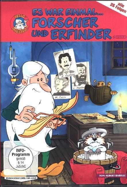 Es war einmal... Forscher und Erfinder