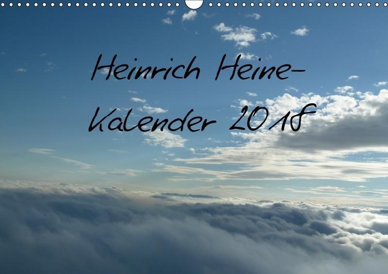 Heine-Kalender Kalender (Wandkalender 2018 DIN ...
