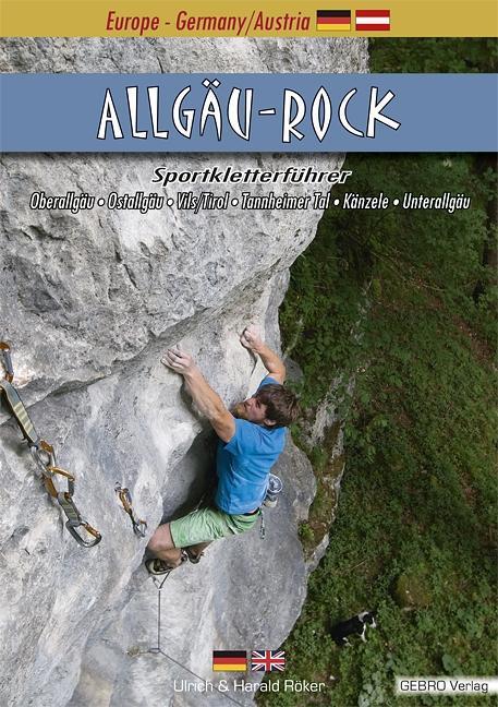 Allgäu-Rock als Buch