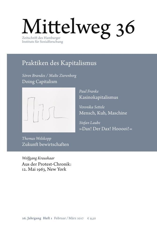 Mittelweg 36. Zeitschrift des Hamburger Institu...
