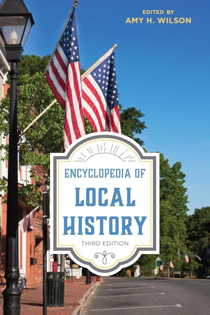 Encyclopedia of Local History als eBook Downloa...
