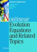 Nonlinear Evolution Equations and Related Topics