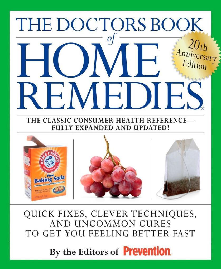 The Doctors Book of Home Remedies als eBook Dow...