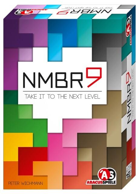 Abacusspiele - NMBR 9 als Spielwaren