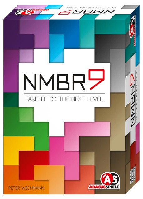 NMBR 9 als Spielwaren