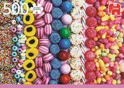 Süßigkeiten - 500 Teile Puzzle