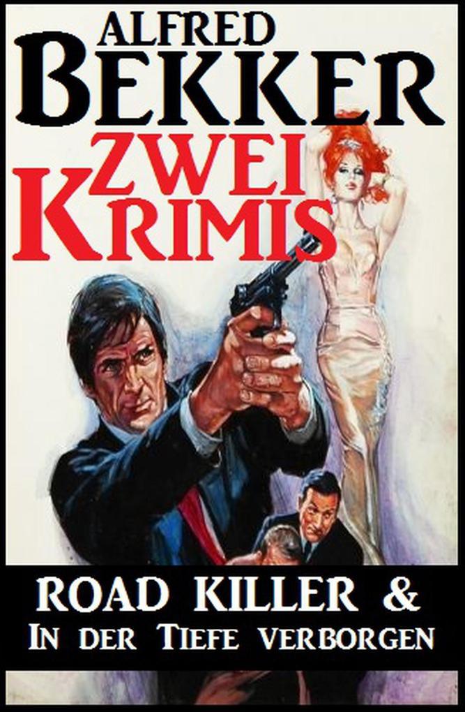 Zwei Krimis: Road Killer & In der Tiefe verborgen als eBook