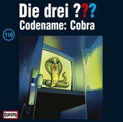 Die drei ??? 116. Codename: Cobra (drei Fragezeichen) CD