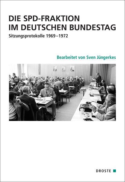 Die SPD-Fraktion im Deutschen Bundestag als Buc...