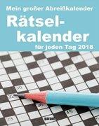 Abreißkalender Rätsel 2018
