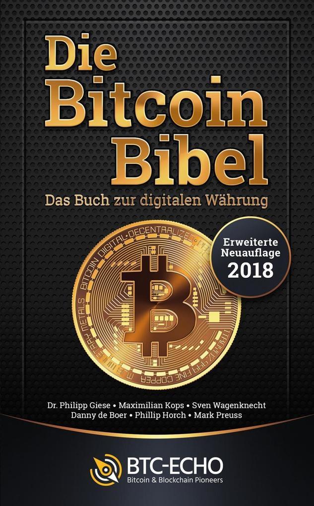 Die Bitcoin Bibel als eBook