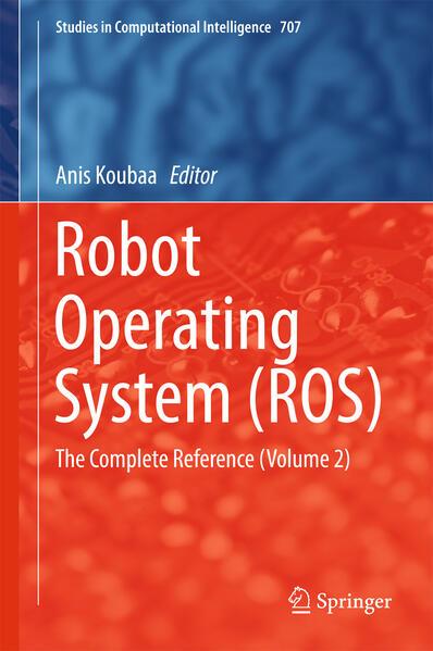 Robot Operating System (ROS) als Buch von