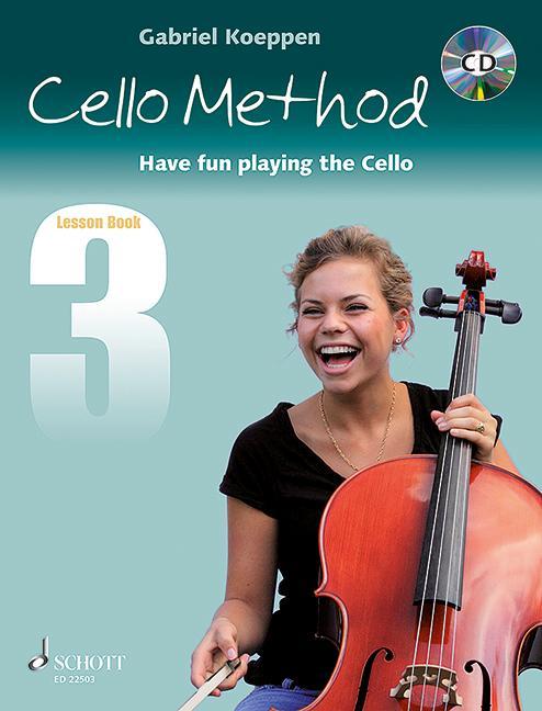 Cello Method: Lesson Book 3 als Buch von Gabrie...