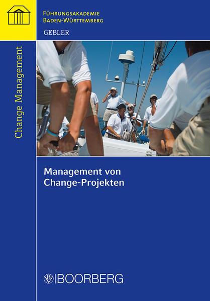 Management von Change-Projekten als Buch von Ch...