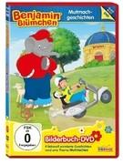 Benjamin Blümchen Bilderbuch-DVD: Mutmachgeschichten