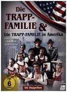 Die Trapp-Familie & Die Trapp-Familie in Amerika - Doppelbox