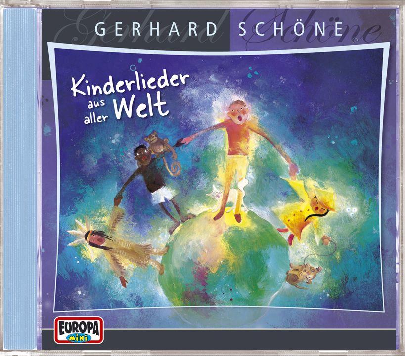 Kinderlieder aus aller Welt. CD als CD