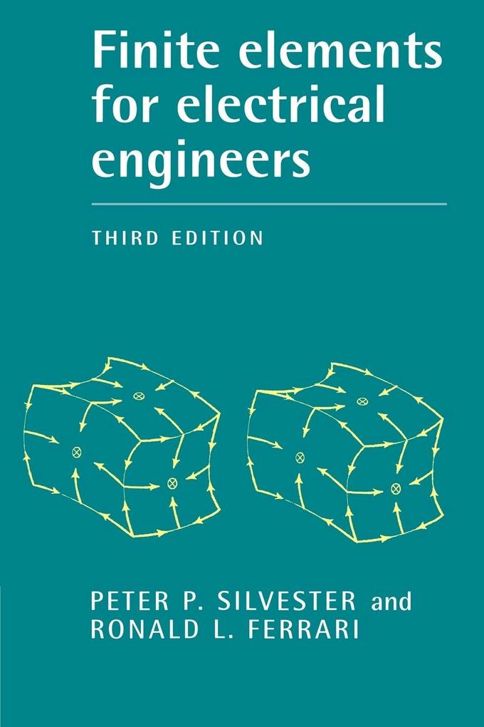 Finite Elements for Electrical Engineers als Buch (kartoniert)
