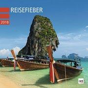 Reisefieber 2018 - Broschurkalender