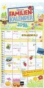 Kohwagner - Unser Familienkalender 2018