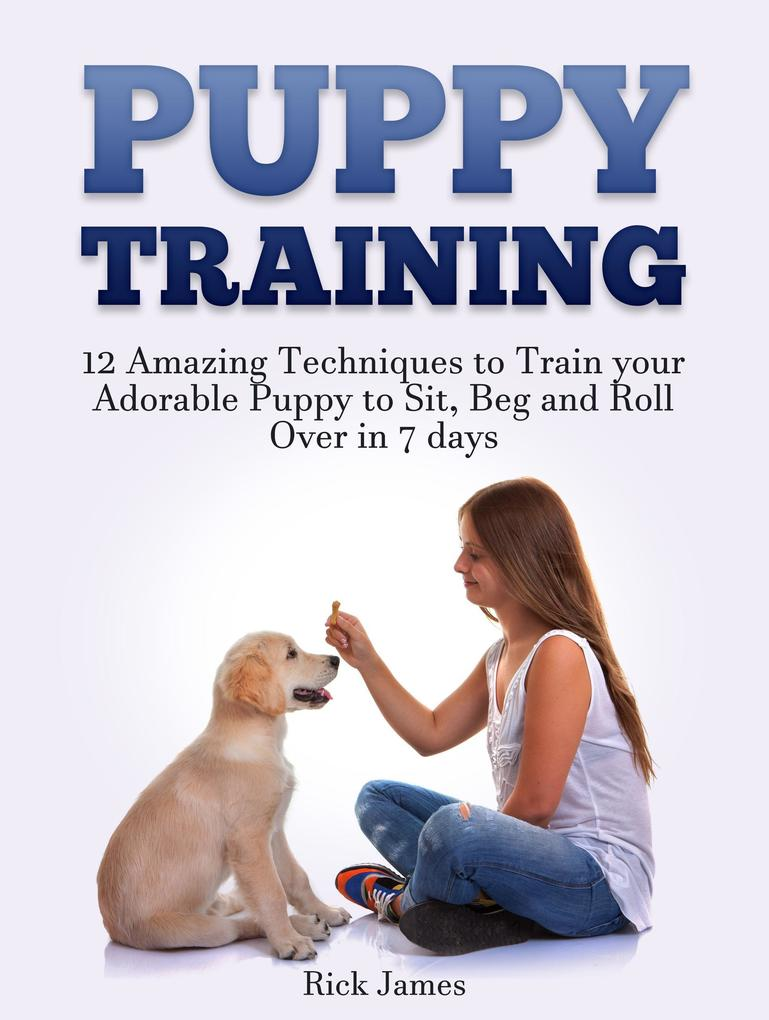 Puppy Training: 12 Amazing Techniques to Train ...