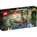 LEGO® NINJAGO 70608 - Meister Wu's Wasser-Fall