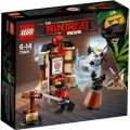 LEGO® NINJAGO 70606 - Spinjitzu-Training
