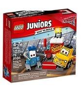 Lego® Duplo - 10732 Guido und Luigis Pit Stopp