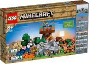 LEGO® Minecraft 21135 - Die Crafting-Box 2.0, Create and Combine
