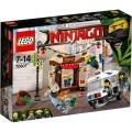 LEGO® NINJAGO - 70607 Verfolgungsjagd in NINJAGO City