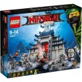 LEGO® NINJAGO - 70617 Ultimativ ultimatives Tempel-Versteck