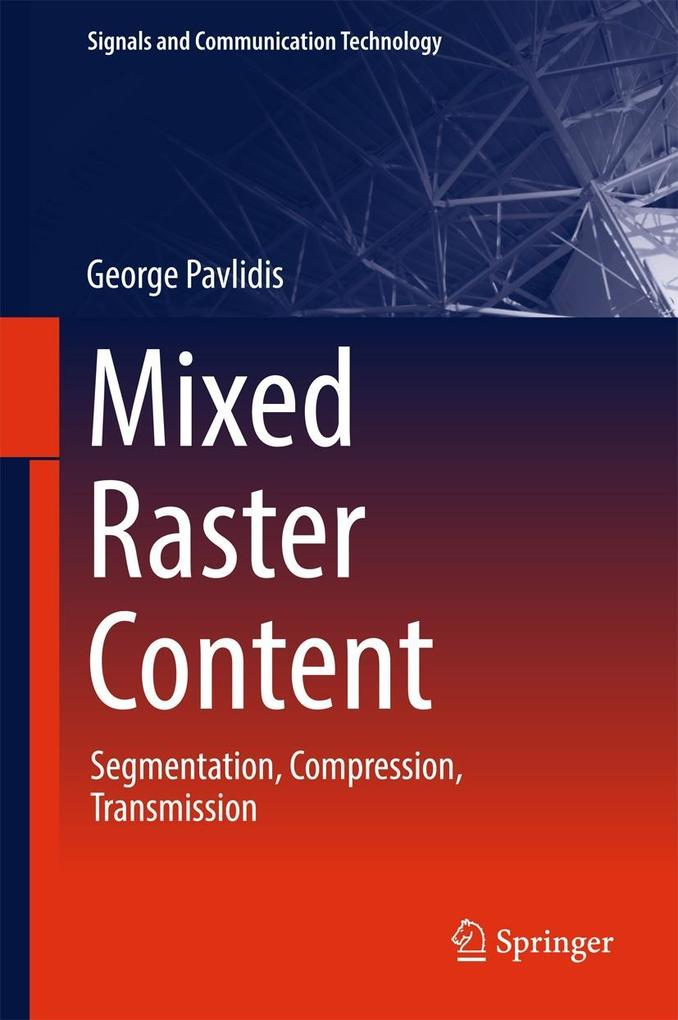 Mixed Raster Content als eBook Download von Geo...