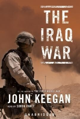 The Iraq War als Hörbuch CD
