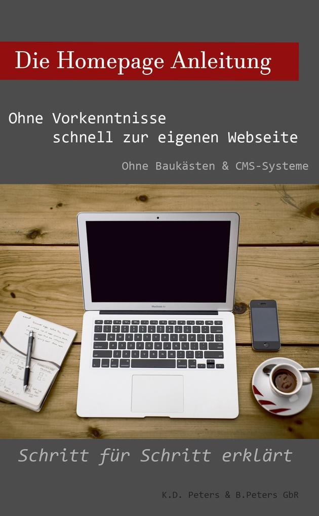 Die Homepage Anleitung als eBook Download von B...