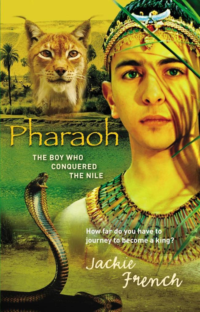 Pharaoh als eBook Download von Jackie French