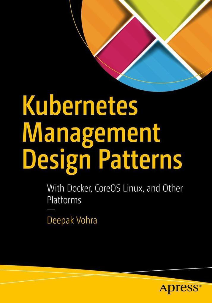 Kubernetes Management Design Patterns als eBook...