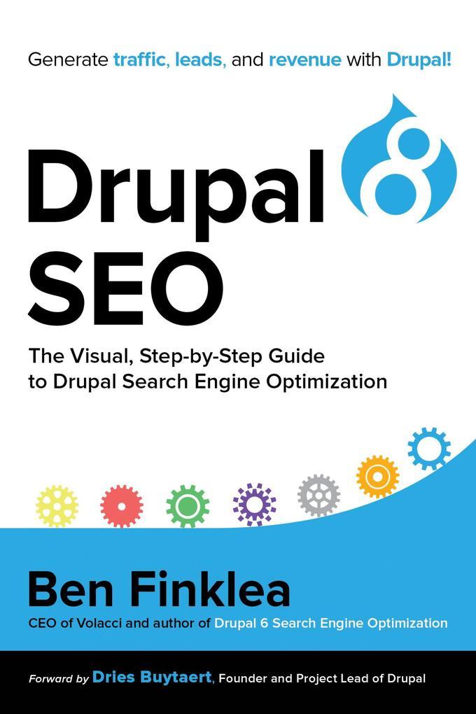 Drupal 8 SEO als eBook Download von Ben Finklea