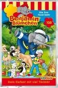 Benjamin Blümchen 135. Die Zoo-Feuerwehr. Cassette