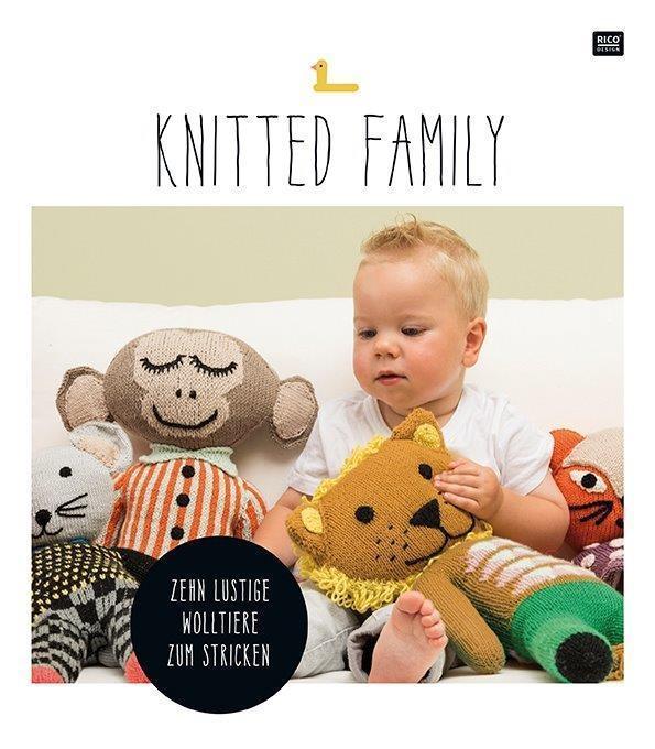 KNITTED FAMILY als Buch von