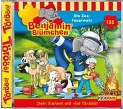 Benjamin Blümchen 135: Die Zoo-Feuerwehr