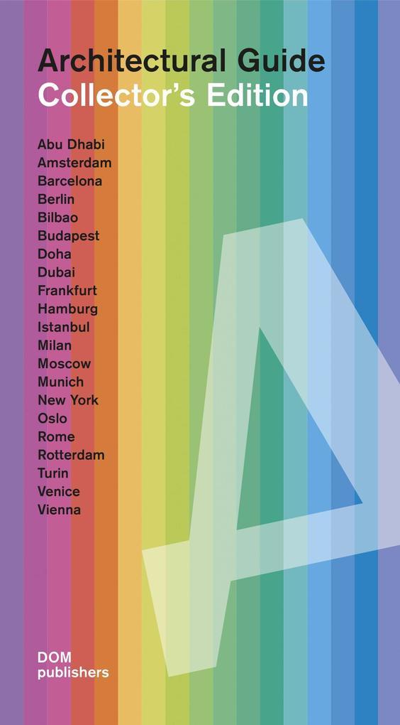 Collector´s Edition. Architectural Guide als Bu...