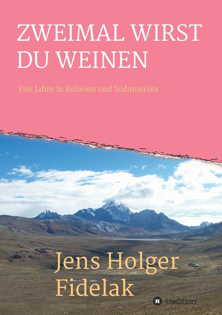 ZWEIMAL WIRST DU WEINEN als Buch von Jens Holge...