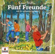 Fünf Freunde 121 und die verlassene Jagdhütte