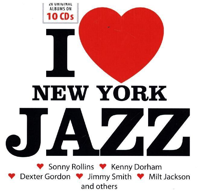 I Love New York Jazz